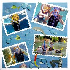 Snorkelling, Discovery Cove