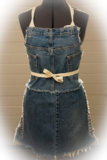 Re-Incarnated: New Uses For Old Jeans