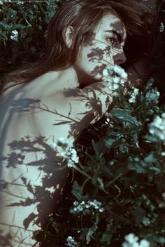 The moon betrayed me, exposing the brush I had hidden in...Forest DARK    l  marta bevacqua photography