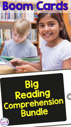 his 2nd grade & 3rd grade Boom Cards + Printables bundle includes reading comprehension activities, story elements, nonfiction text features, reading response, authors purpose, context clues...and more! #boomcards #boomcardsreading #boomcards3rdgrade #literacycenters #TeacherFeatures #digitaltaskcards #secondgrade #technologyintheclassroom #guidedreading #2ndGrade #readingactivities #3rdGrade #ThirdGrade #readingcomprehension #readingactivities #nonfiction #techinprimary