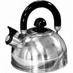 3L WASSERKESSEL Flötenkessel Edelstahl Pfeife Teekessel Kaffee Wasserkocher