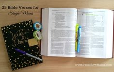 There was a time when I would get overwhelmed at the thought of opening up my Bible. I had no idea where to begin and wasn't sure how to interpret what I was reading. Should I start at with Genesis? Proverbs? I signed up for so many online Bible studies that in my inbox was...Read More »