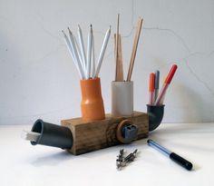 E-vaso, matitiera