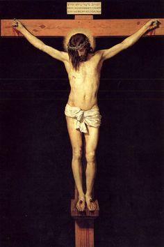 Cristo crucificado  Diego Velázquez 1632