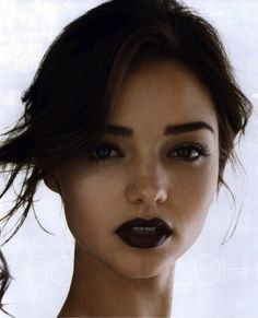 32 photo of 784 for lip makeup for dark lips