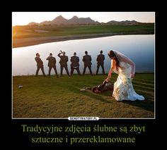 Tradycyjne zdjęcia ślubne są zbyt sztuczne i przereklamowane – Best Memes, Funny Memes, Im Depressed, Everything, Polish, Lol, Weddings, Anime, Movie Posters