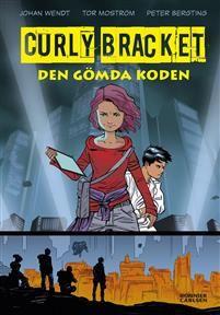Curly Bracket. Den gömda koden är en serieroman om kod, programmering och datalogiskt tänkande som utspelar sig i en dystopisk värld. Det är också en faktabok där läsaren får lära sig är grunden för att kunna programmera och som idag anses lika viktigt som att kunna läsa, skriva och räkna. De utmaningar och problem som Curly och Pascal lyckas lösa finns förklarade i en faktadel i slutet av boken.  I enframtid där datorer och kod styr allthar företaget Corpuratus total kontroll.Genom ett…