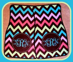Gift Ideas Car Accessories Monogrammed Car Mat by ChicMonogram, $75.00