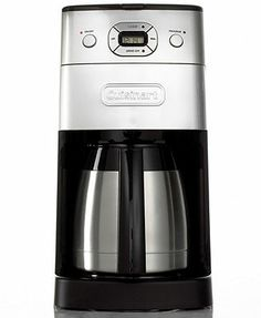 Cuisinart DGB-650BC 10-Cup Grind & Brew Thermal Programmable Coffee Maker