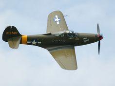 The P39 Airacobra