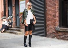 Celine Aagaard, my favorite editor and fashion blogger...