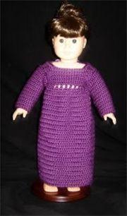 "The Original Bizzy Crochet - Free AG/18"" Patterns"