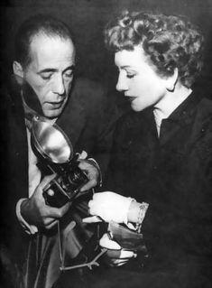 humphrey bogart | Humphrey Bogart & Claudette Colbert - Classic Movies Photo (29830779 ...