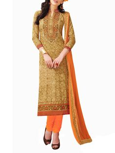 Check out what I found on the LimeRoad Shopping App! You'll love the Beige Cotton Long Kurta Suits Unstitched Suit. See it here http://www.limeroad.com/products/10900350?utm_source=a1851a0c37&utm_medium=android
