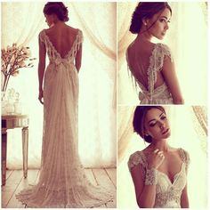 My sis will be beautiful in her wedding dress!!!