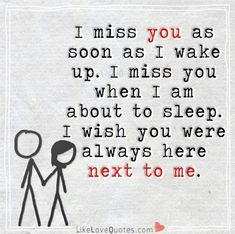 I think I miss you . no, no I know I miss you more and love you more than you ever thought imaginable, possible . Cute Love Quotes, Inspirational Quotes About Love, Romantic Love Quotes, Love Quotes For Him, Me Quotes, I Love You So Much Quotes, Qoutes, Leader Quotes, Strong Quotes