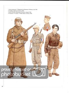 Click Here To See Image Full Size Ww2 Uniforms, Military Uniforms, Uniform Insignia, Free In French, War Photography, French Army, Military Art, World War, Character Inspiration