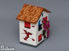 Lego Oleander house | Flickr Foto sharing! By Gideon