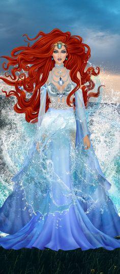 Red Hair Woman, Fantasy Story, Cinderella, Disney Characters, Fictional Characters, Aurora Sleeping Beauty, Female, Disney Princess, Dresses
