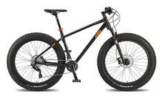 KTM Fat Rat Fatbike - KTM BIKE INDUSTRIES Fatrat KTM bicycle