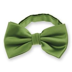 Bridal Clover Microfiber Bow Tie, $7.95 for Andrew and the groomsmen, shipping is $3.95 each.