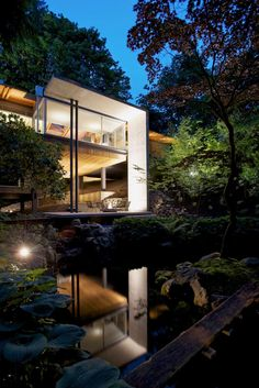 Southlands Residence in Vancouver, Canada by DIALOG