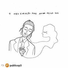 @Regrann from @mariansimao -  A minha ilustração no @publicop3  #salvadorable #illustration - #regrann