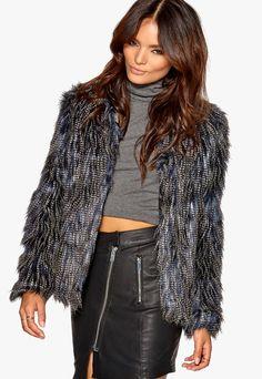 Fur Jacket, Fur Coat, Fashion, Moda, Fur Coats, Fasion, Fashion Illustrations, Leather Jackets, Fashion Models