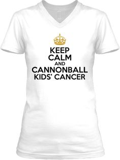 Cannonball Kids' Cancer