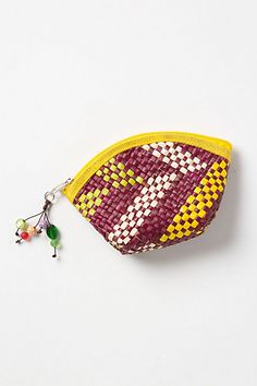 Quezon Coin Purse - Anthropologie.com