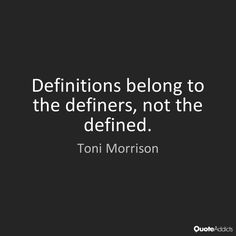 toni morrison quotes finding yourself | Quotes Toni Morrison Beloved | Quote Addicts
