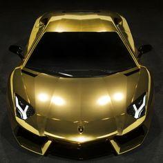 Glistening Gold Avendator