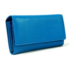 #Saddler Matinee #Leather #Purse - #Vintage Blue. £31.00.  From www.karabars.co.uk  #Fashion #Gifts