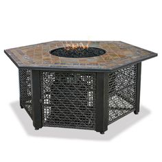 Anaconda Fire Pit from Thos. Baker