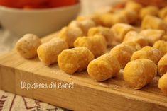 Gnocchi+di+patate+e+carote+-+ricetta+base