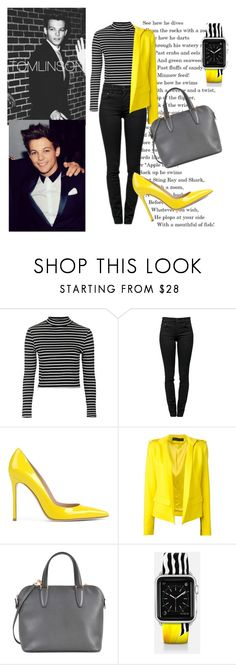 """Louis Tomlinson Style"" by lialondon ❤ liked on Polyvore featuring Topshop, Proenza Schouler, Gianvito Rossi, Alexandre Vauthier, Valextra and Casetify"