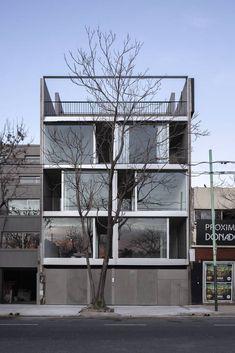 Aluminium Joinery, Interior Balcony, Electrical Installation, Concrete Structure, Facade Design, House Design, Types Of Lighting, Apartment Design, The Expanse