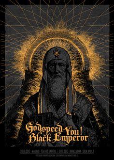 GODSPEED YOU! BLACK EMPEROR | Error! Design