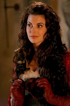 Merida, Mulan and Red Riding Hood Storm Camelot on Once Upon a Time