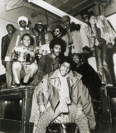Funkadelic  I LOVE this photo!
