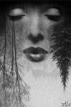 """mist"" by Loui Jover   Redbubble"