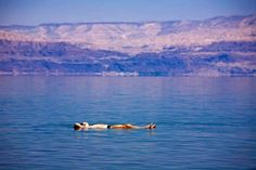 Death Sea , Jordan...