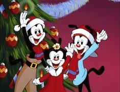 yakko wakko and dot - Animaniacs Christmas
