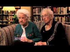 Watch Two 100-Year-Old BFFs Discuss Twerking, Selfies, Bieber and More! So Cute!!! and Funnyyyy!