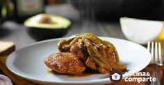 Tortitas de camarón con nopales hecha por Sonia Ortiz. Ideal para esta temporada de cuaresma, una manera distinta de comer el camarón seco.