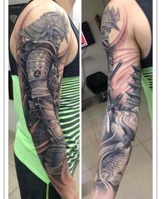 Get to witness the most amazing samurai tattoos design 2019 here. We have the most splendid art styles that will tell you all the samurai tattoo meaning as well as the samurai tattoo back,arm, and even your leg.