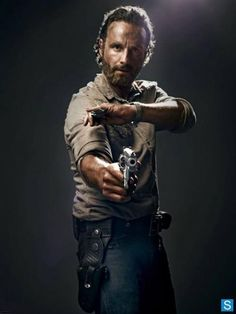 Andrew Lincoln The Walking Dead   The Walking Dead saison 4 : Andrew Lincoln