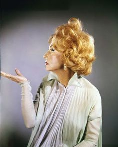 """""""Bewitched"""" (1964-72)  Agnes Moorehead as Endora"""