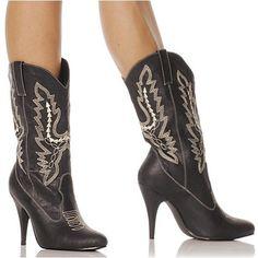 cc0b1e2af89 19 Best Cowboy boots for women 2019 images | Women's shoe boots ...