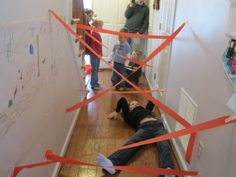 spring break–fun games for kids *supplies found around the house!